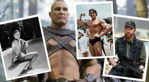 Sportbajnokból lett filmsztárok: olimpiai aranyérmek és bajnoki övek lapulnak a színészek trófeái közt