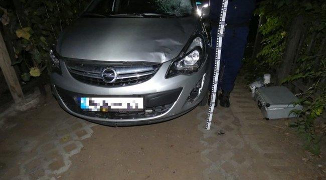 Halálra gázolt egy nőt, majd továbbhajtott az 52 éves sofőr