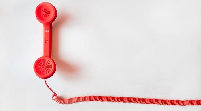A 112-re befutó hívások 63 százaléka fals
