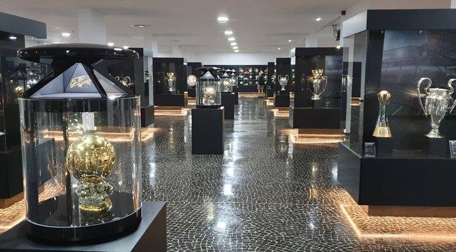 Madeirán őrzik Ronaldo kincseit
