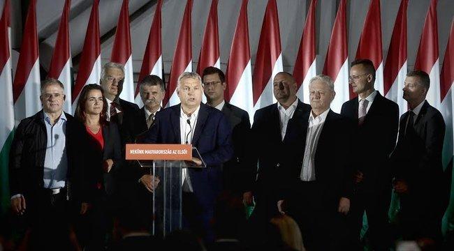 Orbán Viktor: Továbbra is a Fidesz-KDNP a legerősebb Magyarországon