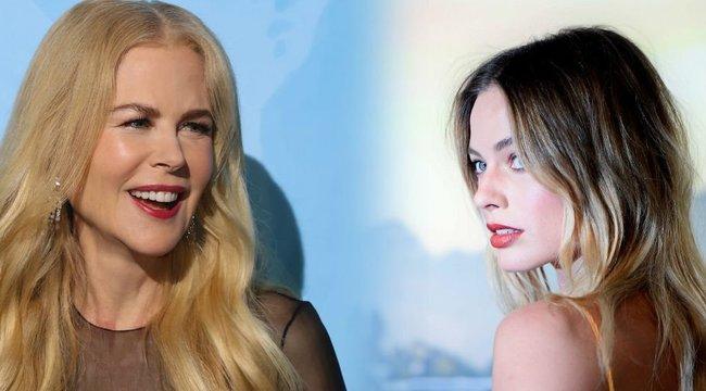 Micsoda látvány: összeöltözött Margot Robbie és Nicole Kidman - fotó