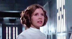Megható módon emlékezett Carrie Fisherre a Star Wars-univerzum