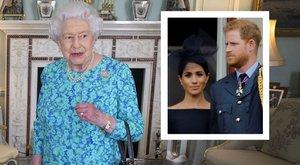 Ilyen nagy a baj? II. Erzsébet már Harry herceg és Meghan Markle fotójától is megszabadult