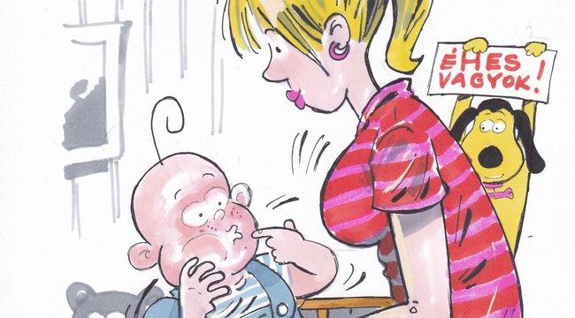Jelbeszéddel nyugtassa meg síró babáját