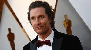 50 éves lett, azonnal regisztrált is az Instagramra Matthew McConaughey
