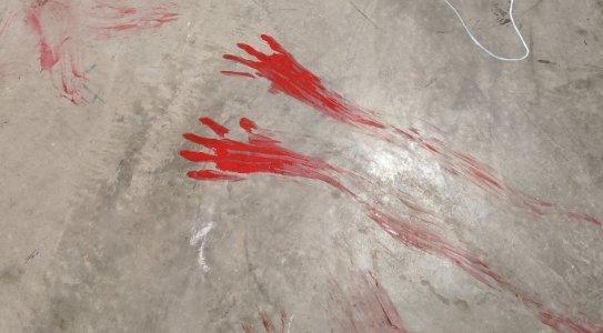 Vérfagyasztó! Gyilkossági helyszínt csinált lakásából a nő