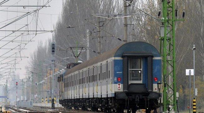Figyelem! Szombattól módosul a menetrend a Budapest-Hatvan-Miskolc vonalon