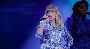 Kiteregette a szennyest a sztár: saját dalaitól tiltották el Taylor Swiftet
