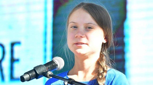 Bizarr elmélet: 120 éves fényképen tűnt fel a klímaharcos tini Greta Thunberg