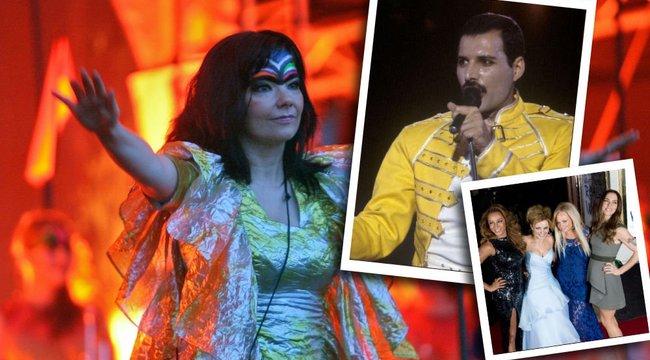 Björk, a Spice Girls, de még a Queen is pórul járt - sztárok, akik még egyetlen Grammy-t sem vihettek haza