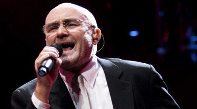 Phil Collins klónja lett a templomban felállított Jézus-szobor