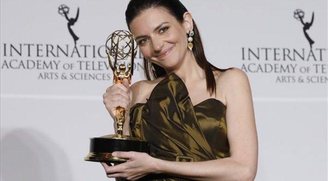 Gera Marináé az első magyar Emmy-díj