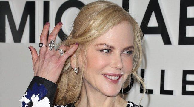 Nicole Kidman fele annyi idősnek tűnik, mint ahány éves – fotó