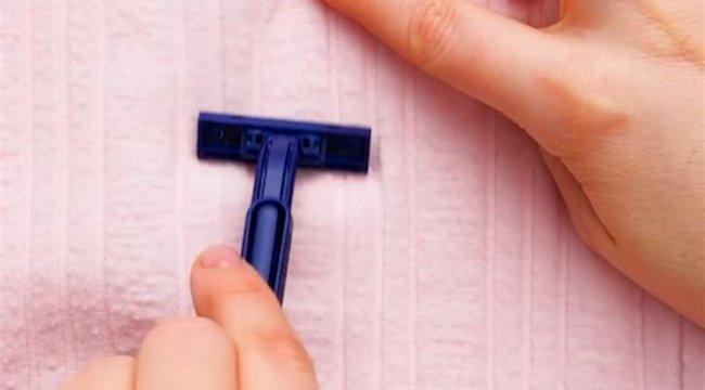 Bors-okos:Borotválja a régi pulóvert