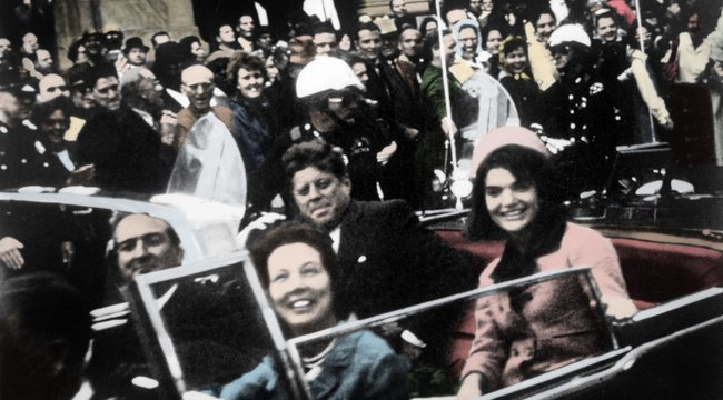 Tényleg csak egy balek volt Kennedy gyilkosa?
