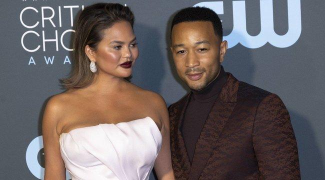 Felesége nem győz poénkodni John Legend legszexibb férfi-díjával