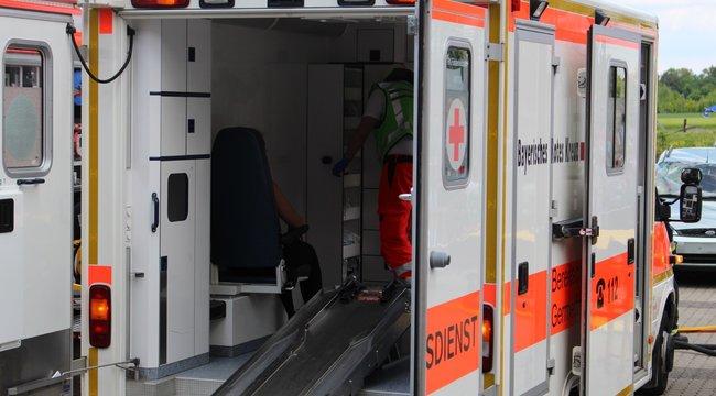 Már csak a mentősök olvashatták el a haldokló fiú édesanyjától kapott üzenetét
