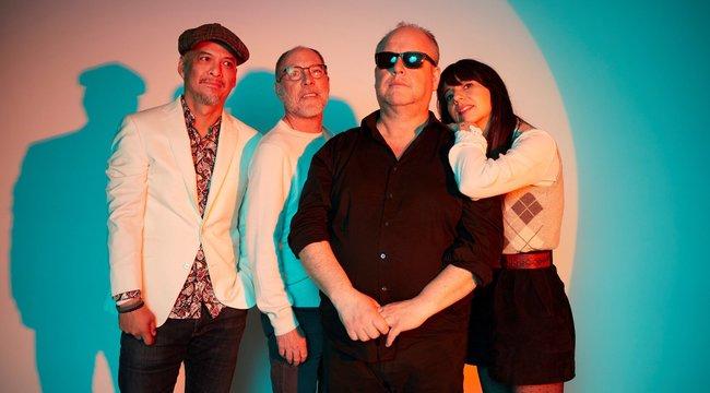 Budapestre jön a Pixies!