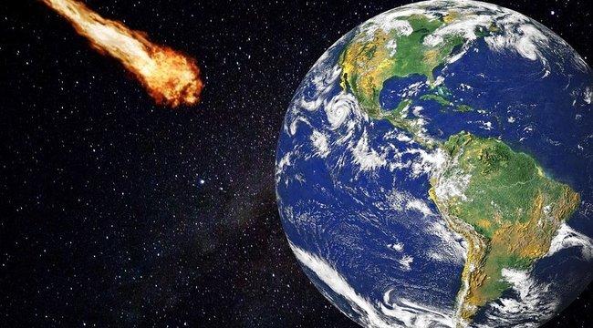 Aggasztó: Két gigászi meteor is megközelíti a Földet karácsonykor