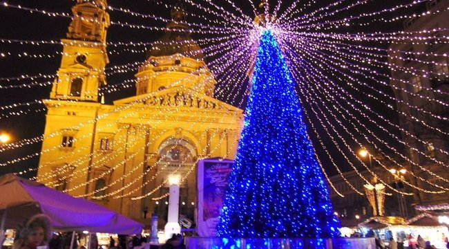 Orbán Viktor szavazásra buzdít, legyen a legjobb karácsonyi vásár magyar!