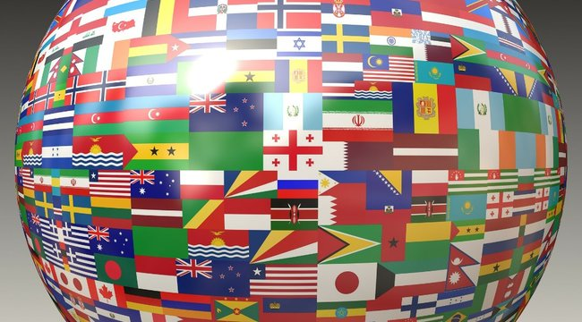 A kétéves Harry az összes ország zászlajátfelismeri