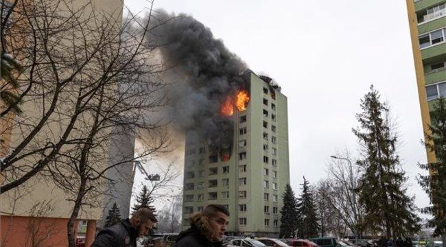 Videó a detonációról- Nőtt azeperjesi gázrobbanás áldozatainak száma