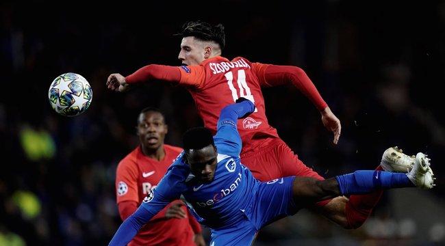 Szoboszlai Dominik egy dobásra az Arsenaltól