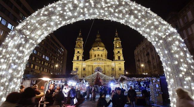 Miénk Európa legszebb karácsonyi vására!
