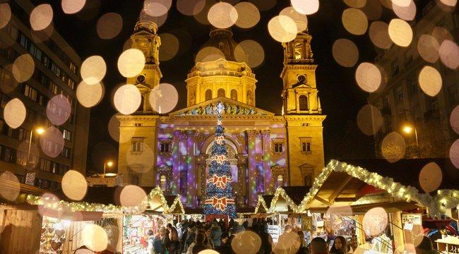 Miénk Európa legszebb karácsonyi vására