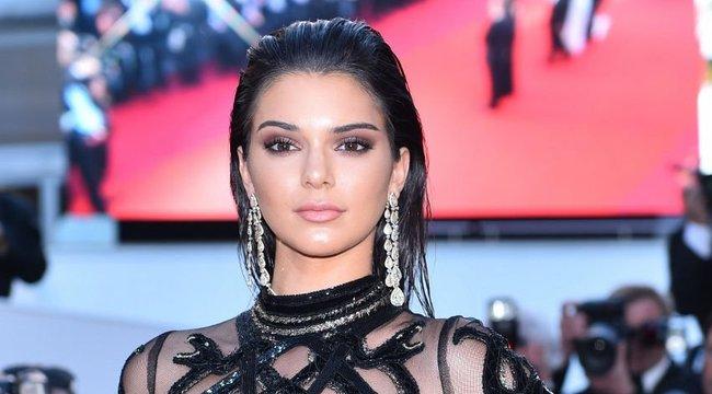 Kendall Jenner azonnal megmutatta a mellét, hogy betöltötte a 18-at - ma dollármilliókat keres
