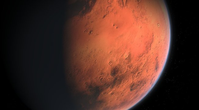 Már 1976-ban találtak életet a Marson - állítja egy volt NASA-kutató