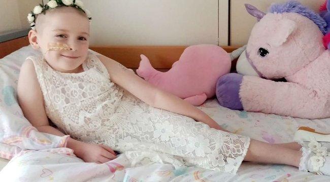 A saját temetését szervezte meg a nyolcéves kislány