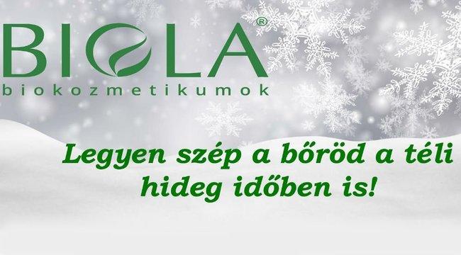 Legyen szép a bőröd a téli hideg időben is! (x)