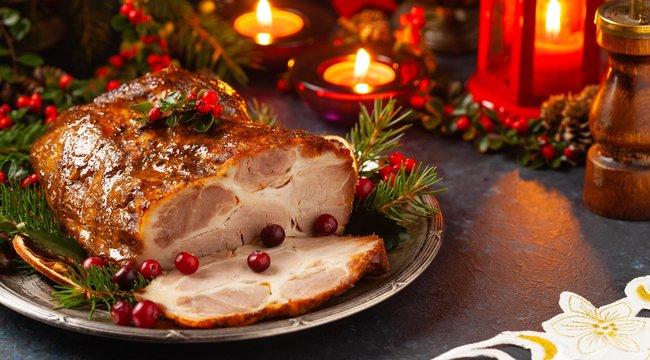 Különleges karácsony –Fúziós vacsora az ünnepekre