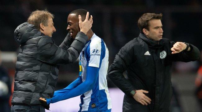 Megkurtította focistáiszabadságát Klinsmann