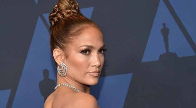 Karácsonykor sem mond le az edzésről Jennifer Lopez - fotók