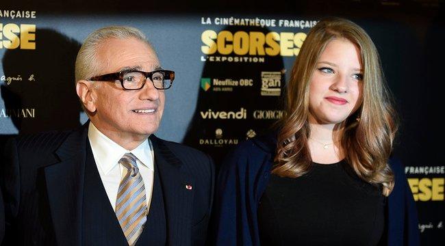 Nincs mese: Martin Scorsese lánya nyerte a csomagolóversenyt! fotó