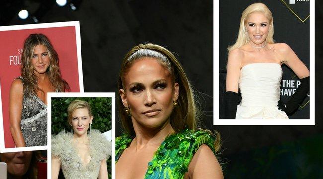 Az 50 az új 30 - sztárok, akik semmit sem öregedtek két évtized alatt