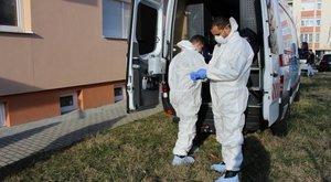 Nem tudták eltemetni az Oroszlányban szilveszter estéjén meggyilkolt nőt