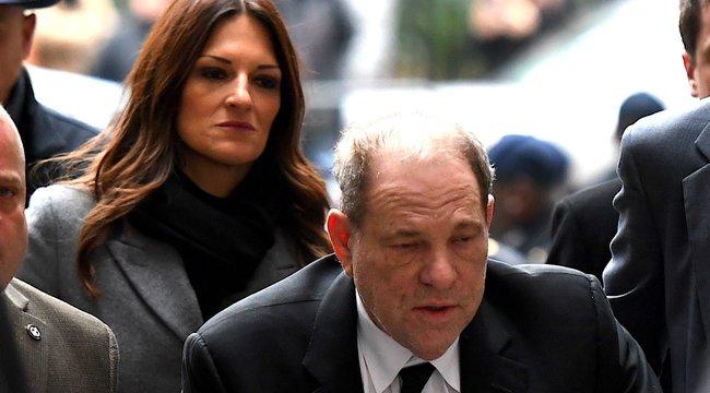 Életfogytiglan várhat Harvey Weinsteinre
