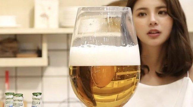 Ha csak egyetlen pohárkával ihat, ezt a 6,5 literes csöppséget pont Önnek találták ki