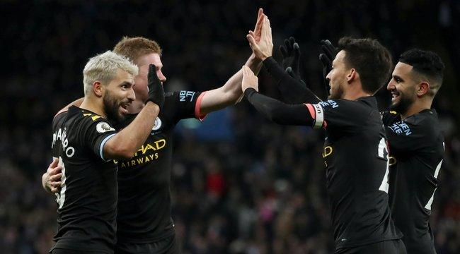 Botrány – 22 modellel éjszakáztak a Manchester City focistái