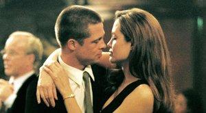 Brad Pitt forgatáson csaltaJolie-val Anistont