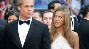 Pitt és Aniston sem boldogult egymás nélkül
