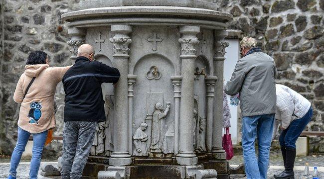 Városi legenda - Izomsorvadástgyógyított a szentkúti forrás