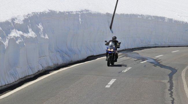 Úton vagyok magazin: Téli motoros kiegészítők