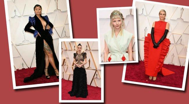 Az Oscar-gála idén is bebizonyította: szexizni nagyon bénán is lehet - íme a legrosszabb ruhák!