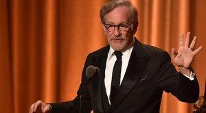 Horrorfilmben mutatkozik be színészként Steven Spielberg fia