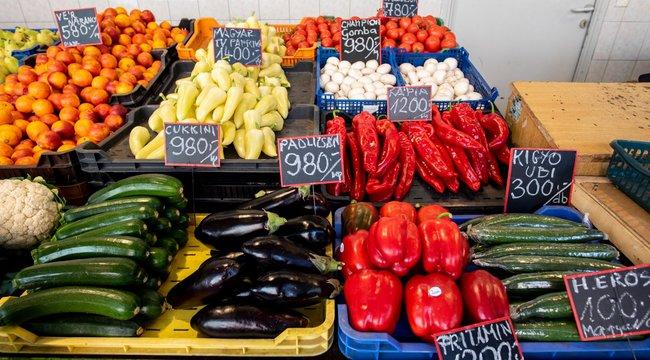 Jó hír: Néhány primőr zöldség már olcsóbb lett